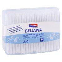 BELLAWA vatové tyčinky v dóze 200 ks