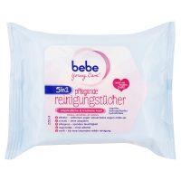 Bebe - Hydratačné kozmetické obrúsky 5v1 25ks