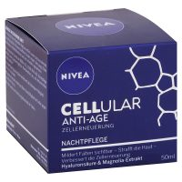 NIVEA nočný krém proti vráskam Cellular Anti Age 50 ml