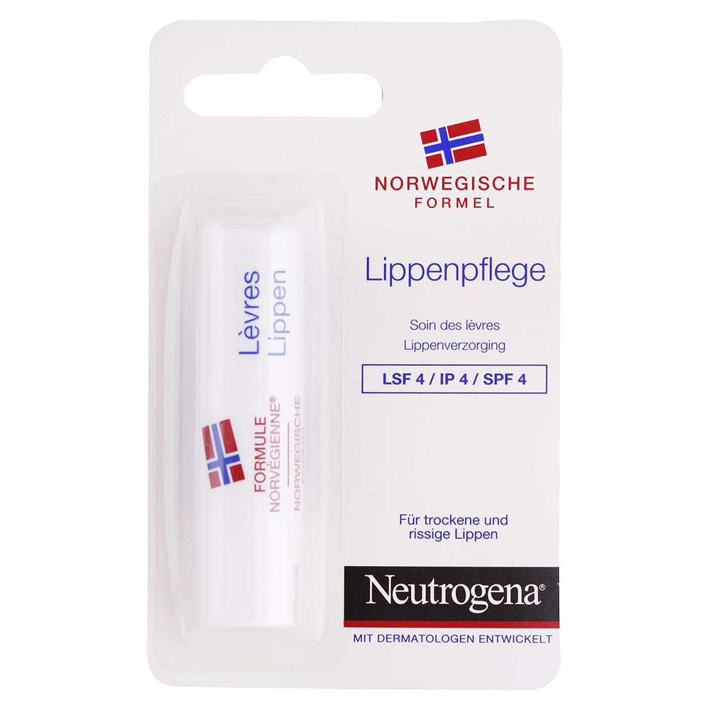 Neutrogena - Balzám na pery 4