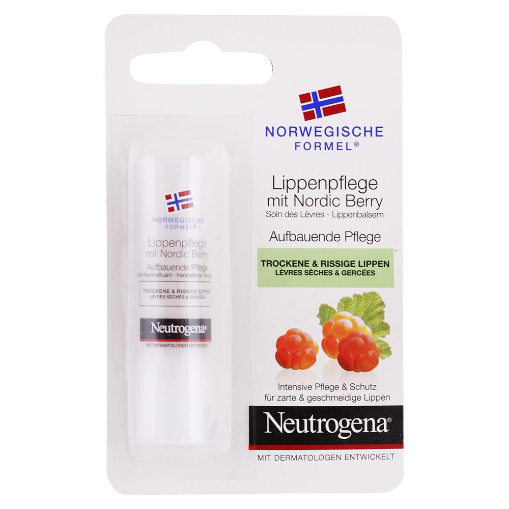 Neutrogena - Balzám na pery Nordic Berry 4