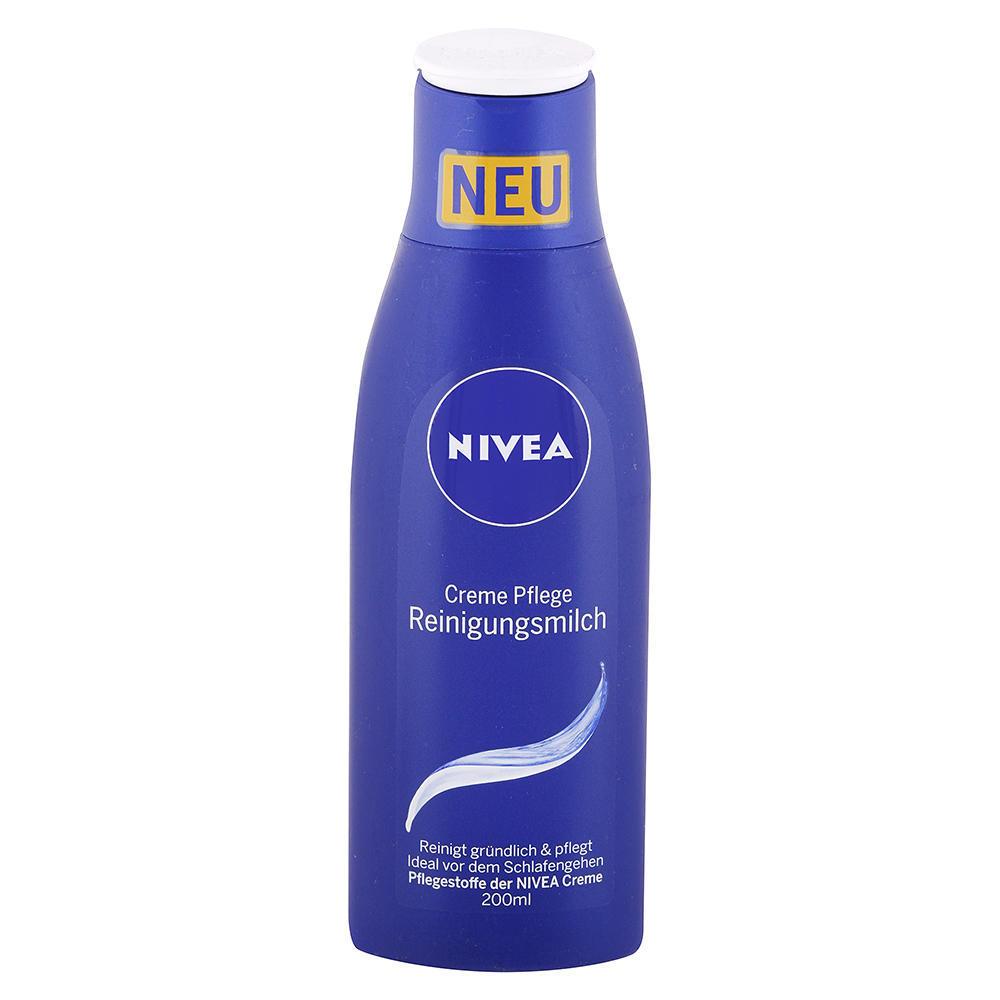 Nivea - Čistiace pleťové mlieko Creme Care 200ml