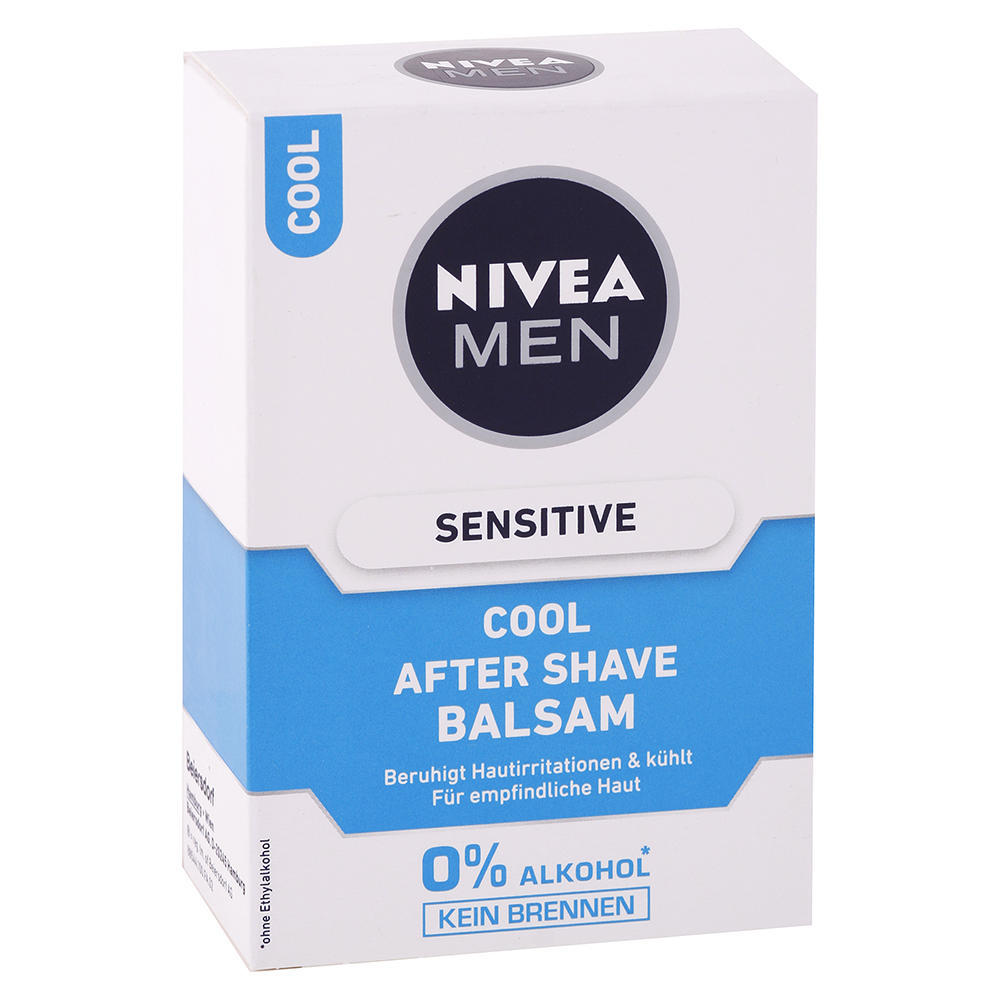 Nivea MEN - Cool Balzam po holení Sensitive 100ml