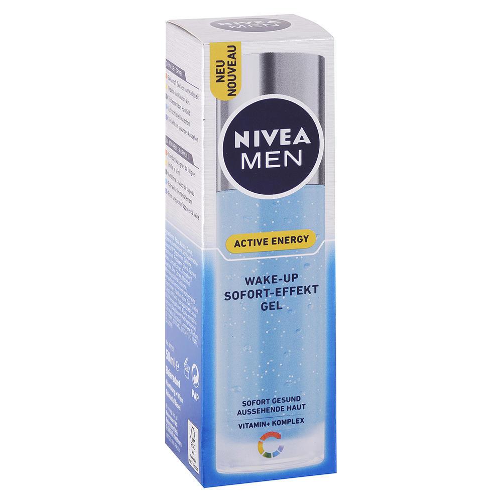 Nivea MEN - Wake up gél Active Energy 50ml