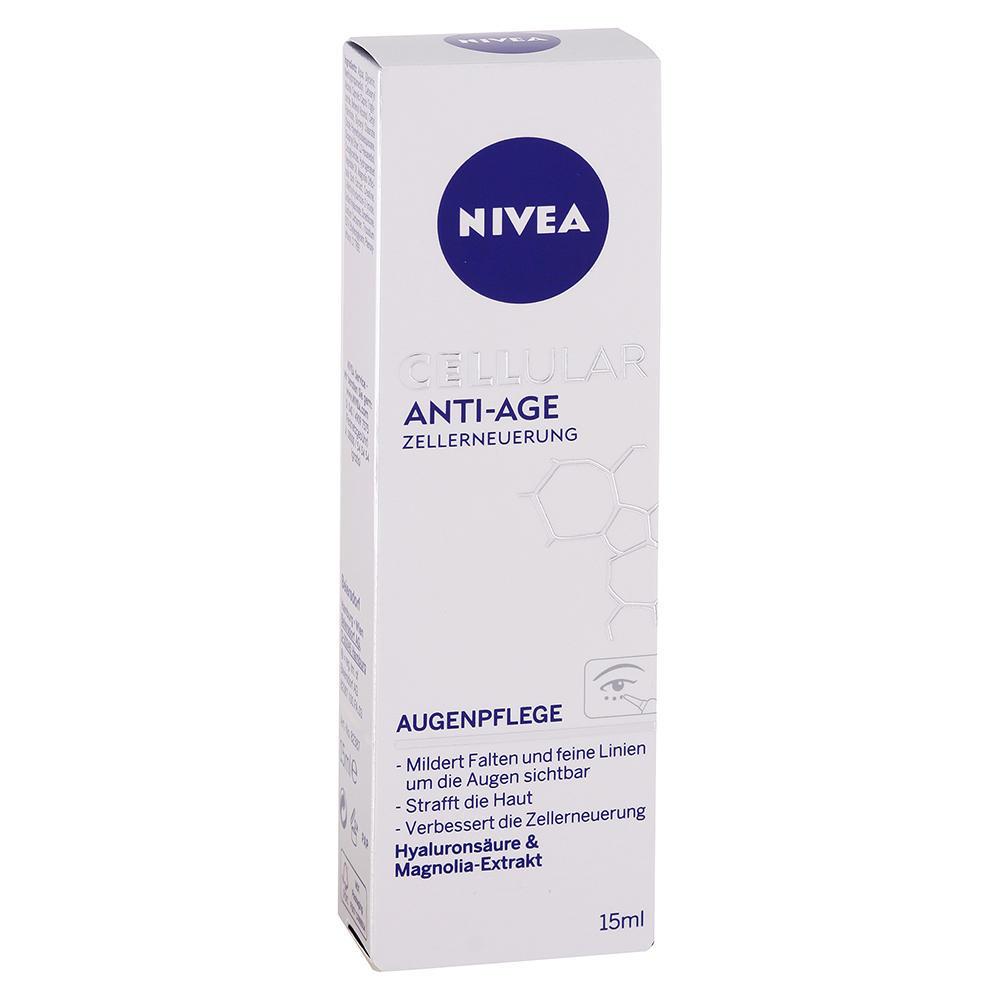 Nivea - Očný krém proti vráskam Cellular Anti-Age 15ml