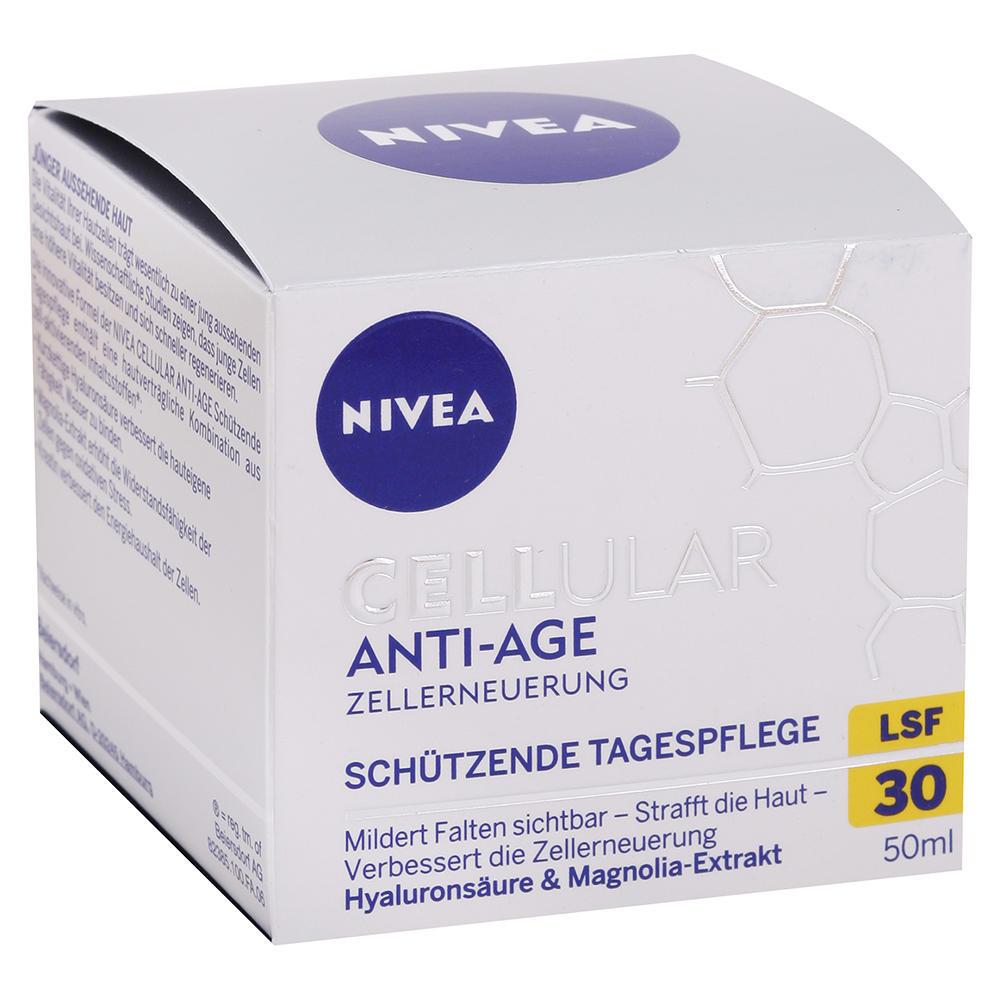 d94484849 ... Nivea - Ochranný denný krém Cellular Anti-Age 50ml OF30