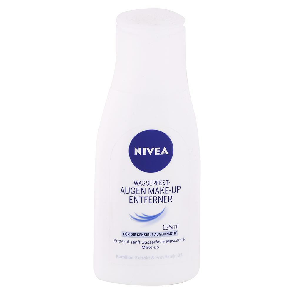 Nivea - Odličovač vodeodolného mejkapu a očí 125ml