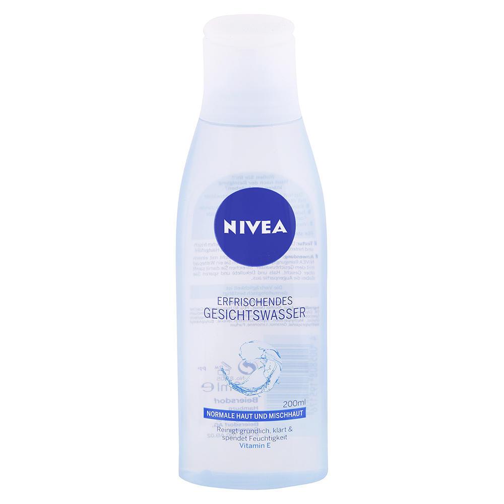 Nivea - Osviežujúca čistiaca pleťová voda 200ml