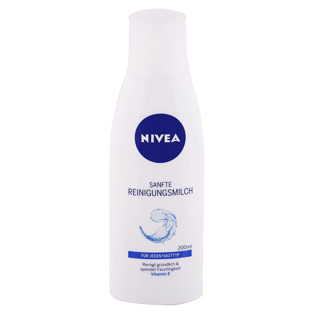 Nivea - Osviežujúce čistiace pleťové mlieko 200ml