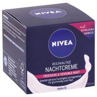Nivea - Výživný nočný krém 50ml